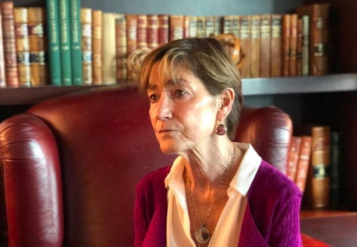 Victoria Ortega, inspiradora para Women in a Legal World