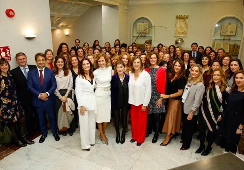 70 entidades firman un Manifiesto por las Mujeres en Consejos de Administración
