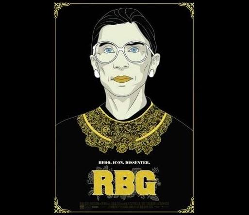 Documental Ruth Bader Ginsburg, 29 de mayo en Barcelona