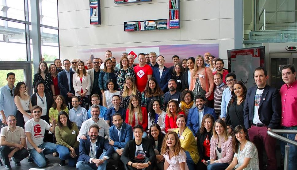 Tres socias WLW organizan el EMEA Legal Hackers Summit en Madrid