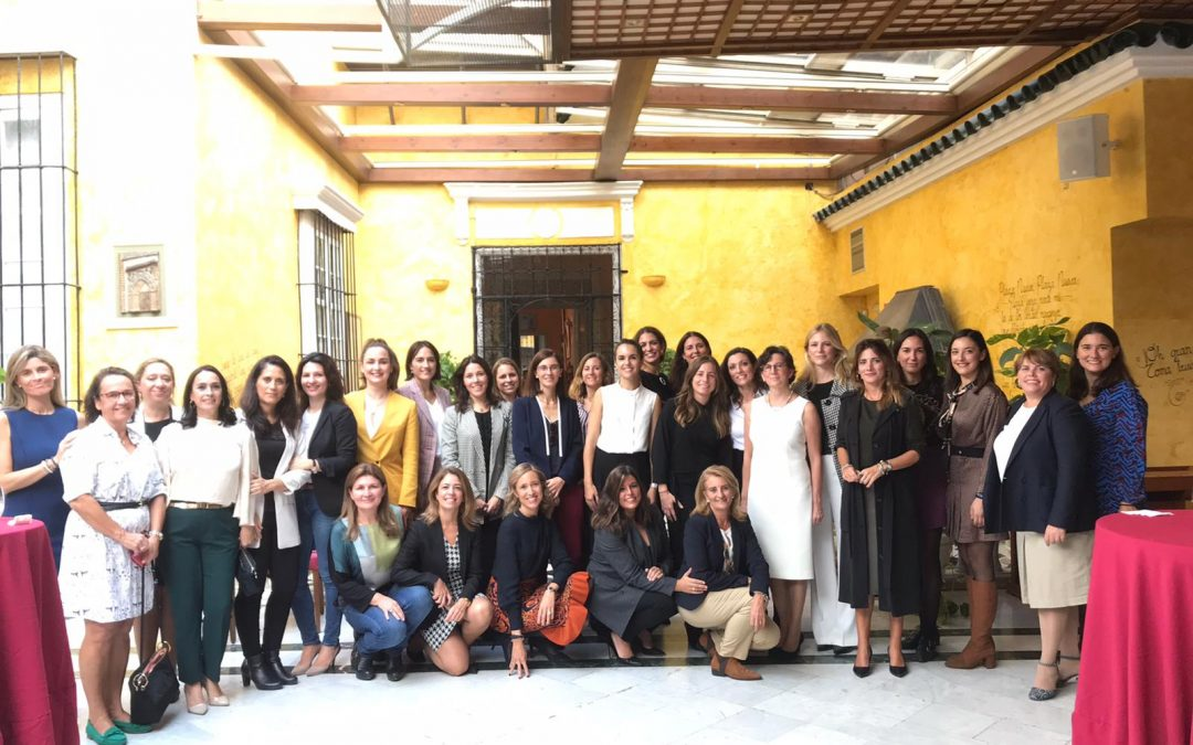 Women in a Legal World opens its meetings in Sevilla