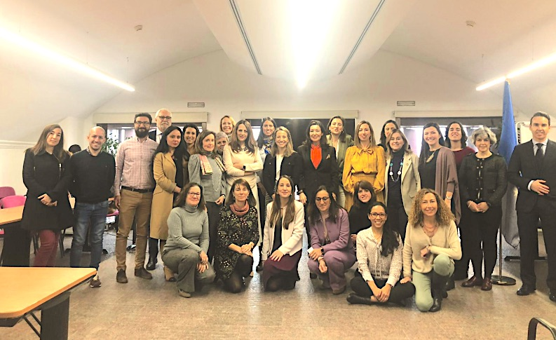 Women in a Legal World con el reto BBBeyond de The Brussels Binder