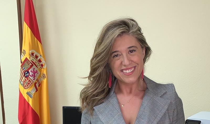"""Escarlata Gutiérrez (Ministerio Fiscal del Estado Español): """"Acercar nuestra figura a los ciudadanos es especialmente importante para mejorar el prestigio de nuestra institución y para reforzar la confianza de éstos en la Justicia"""""""