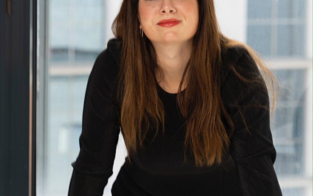 WLWTech Entrevistas: Marta Vizcaíno Martín